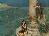 The Mermaid by Edmund Dulac