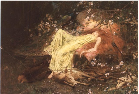 A Fairy Tale by Arthur Wardle