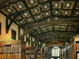 Awe Inspiring Libraries: The Bodleian Library, Oxford