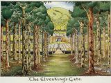 The Elven King's Gate by J.R.R. Tolkien
