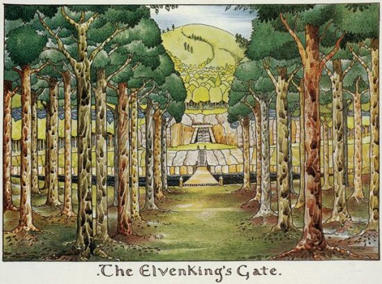 The Even King's Gate by J.R.R. Tolkien