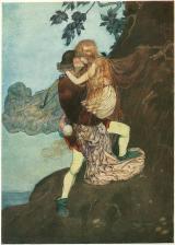 Grimm's Fairy Tales by GustafTenggren