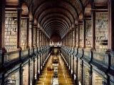 Awe Inspiring Libraries: Trinity College Library,Dublin