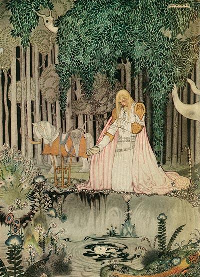 A Fairy Tale by Kay Nielsen