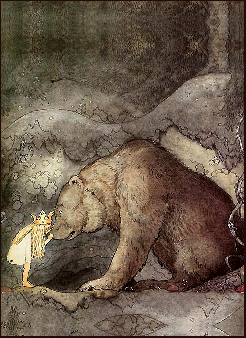 Bella's Glorious Adventure by John Bauer