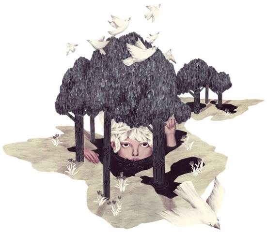Beneath the Trees by Riikka Sormunen