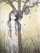 Honey Hive by MelissaHaslam