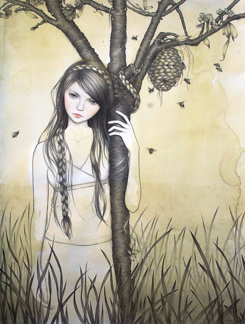 Honey Hive by Melissa Haslam