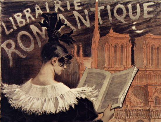 Libraire Romantique by Eugene Grasset