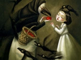 Snow White by BenjaminLacombe