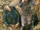 The Beguiling of Merlin by Sir Edward Burne Jones