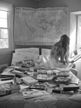 There's No Such Thing as Too Many Books by LucidGypsy