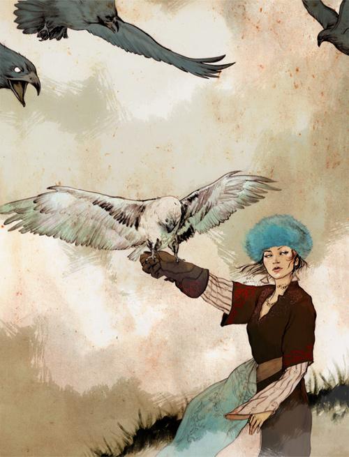 Falcon's Prey by Raul Allen