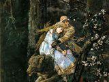 Russian Fairy Tale by Wiktor MichajlowitschWassnezow