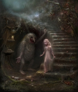The Princess and the Goblin by Cornacchia