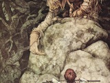 The Troll and the Red Haired Boy by BrianFroud