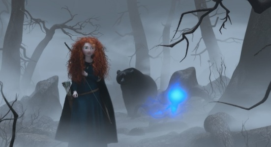 """BRAVE""  ©2012 Disney/Pixar. All Rights Reserved."