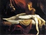 Nightmare by John Henry Fuseli