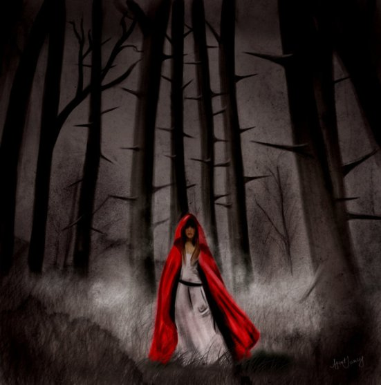 Red Riding Hood by Agent Juarez