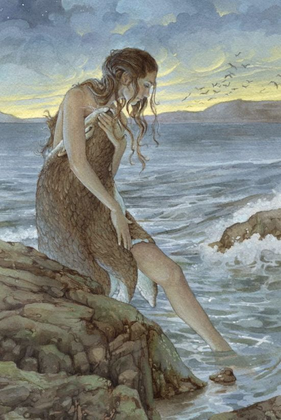 The Selkie by James Browne