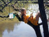 Reading in Tree Tops