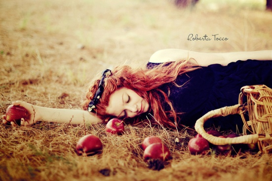 The Poisoned Apple by Roberta Tocco