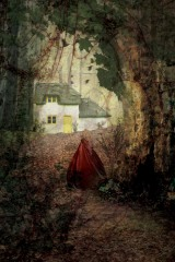 Red Riding Hood Leaves the Forest by Laura Anderson