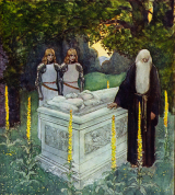 Romance About The Faithful Friendship of Amis And Amil by ArtušScheiner