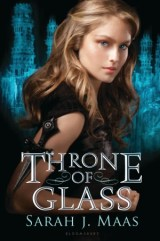 Throne of Glass by Sarah J.Maas