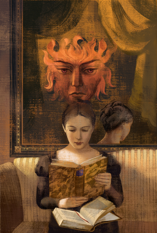 Eugene Onegin by Anna and Elena Balbusso