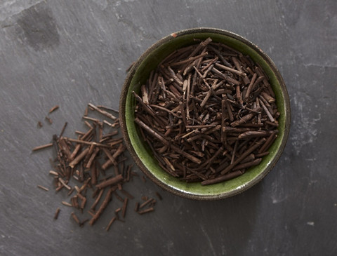 Roasted Kukicha Loose Leaf Tea
