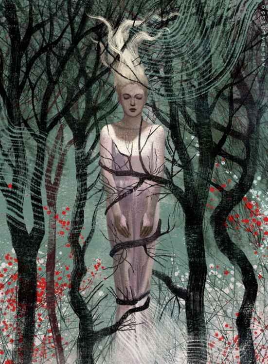 The Witch of Duva by Anna and Elena Balbusso