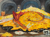Conversation with Smaug by J.R.R. Tolkien