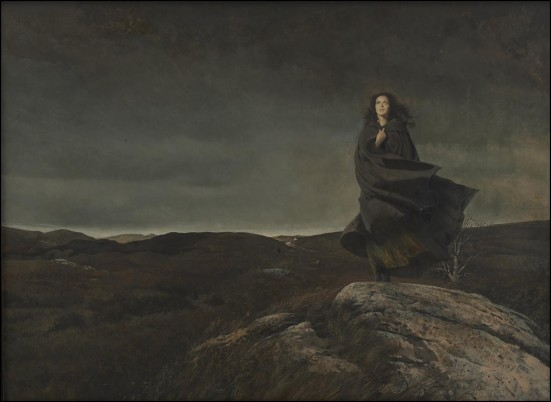Wuthering Heights by Robert McGinnis