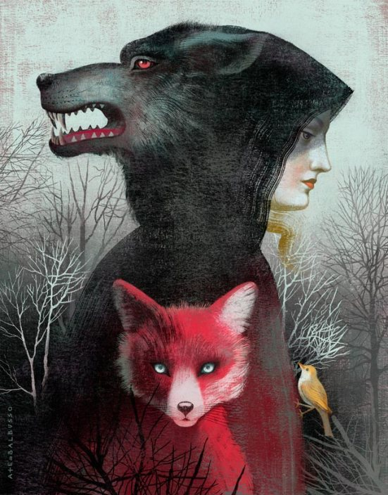 The Too Clever Fox by Anna and Elena Balbusso