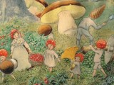 Autumn Foraging by Elsa Beskow