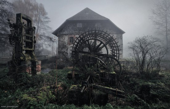 The Mill by Kilian Schonberger